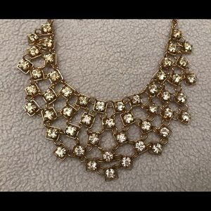 Crystal Lattice Necklace
